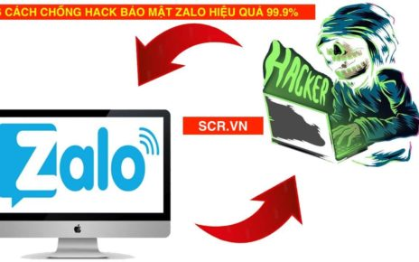 Cách Chống Bị Hack Zalo BẢO MẬT ZALO BẢO VỆ ZALO