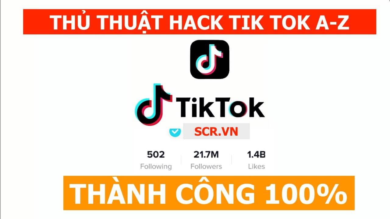 Cách Hack Tym Tik Tok