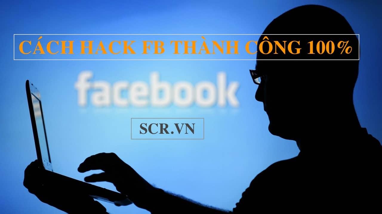Cách Hack FB Người Khác