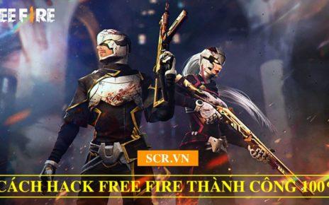 Cách Hack Free Fire
