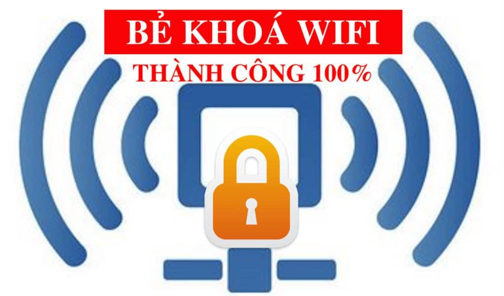 Phần Mềm Hack Wifi