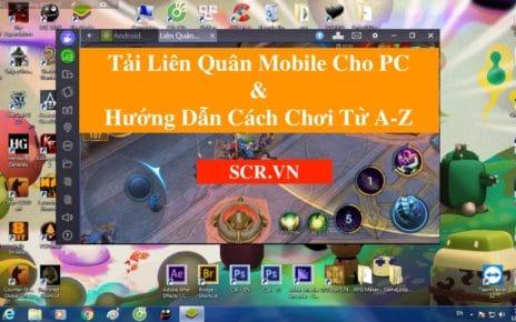 Tải Liên Quân Mobile Cho PC