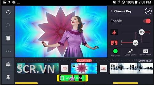 KineMaster - Cắt Ghép Video Trên Từng Khung Hình