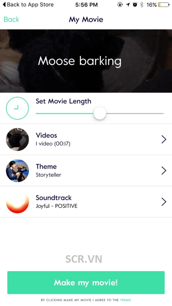 Magisto-Ứng Dụng Chỉnh Video Trên iOS, Android