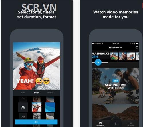 App Chỉnh Sửa Video Đơn Giản: Quik