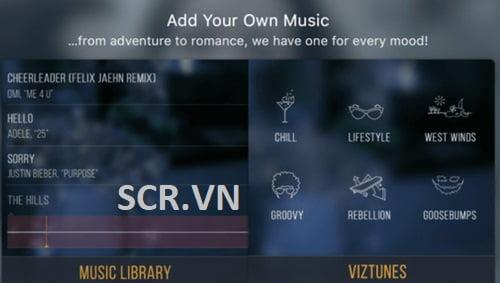 Vizmato - Ứng Dụng Làm Video Nhanh Chóng