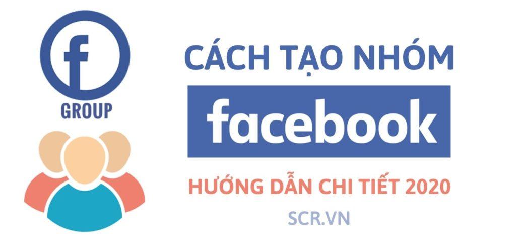 Cách tạo nhóm Facebook