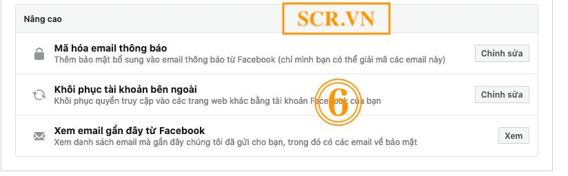 Cài đặt Bảo mật Facebook Nâng cao
