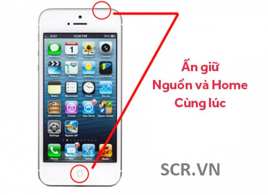 Đối với các dòng iPhone thông thường