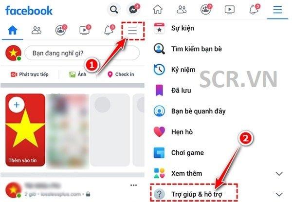 Sử Dụng Chức Năng Cộng Đồng Để Mở Chặn Like Share Trên Facebook