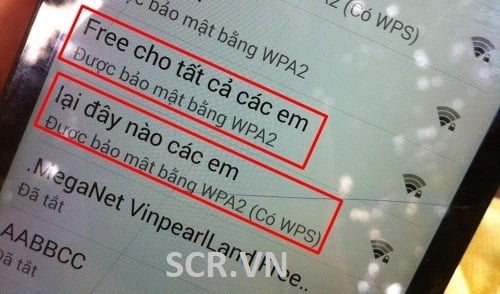 Wifi Bá Đạo
