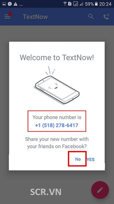 tạo số điện thoại ảo