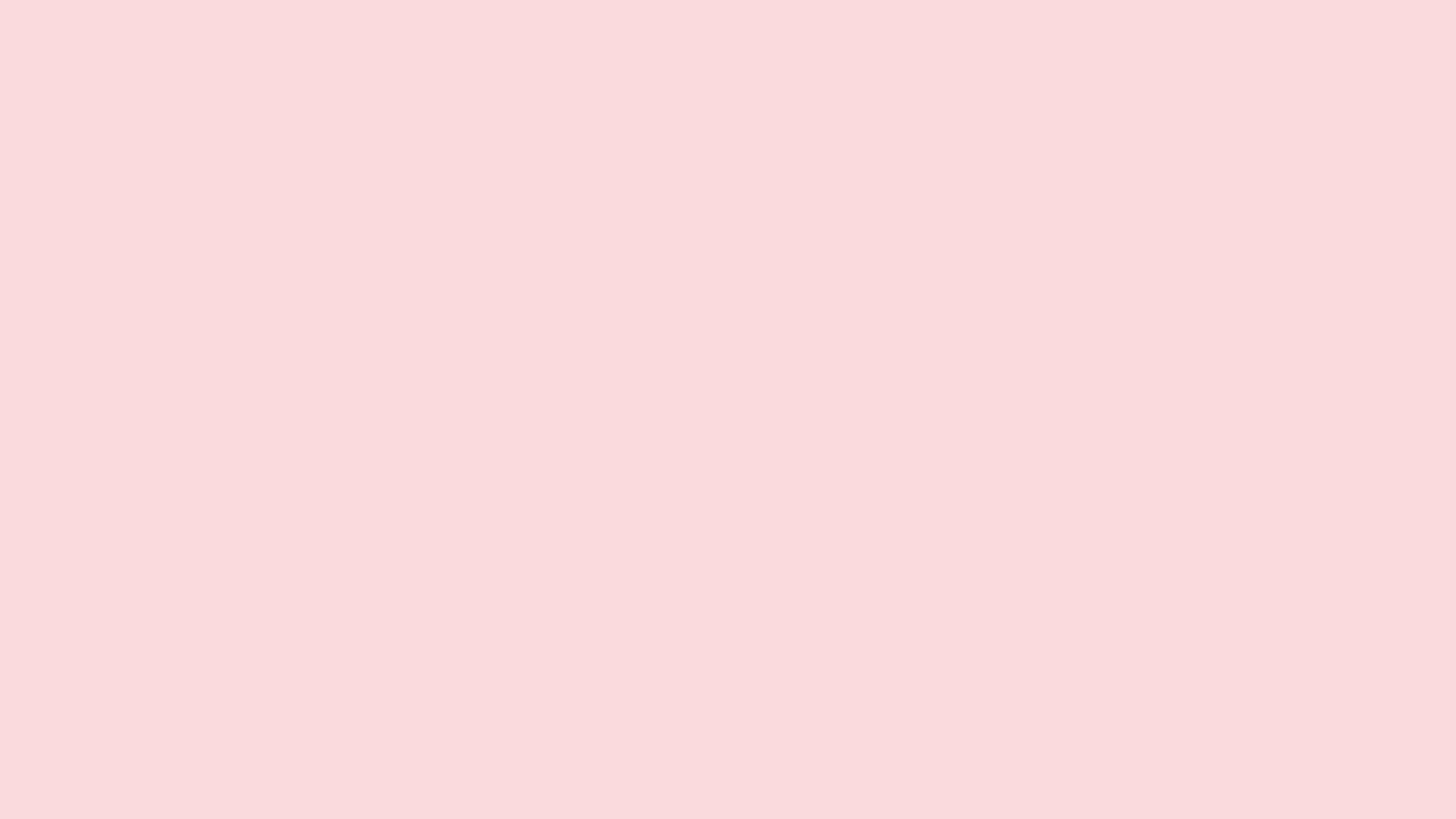 Màu hồng trơn đẹp