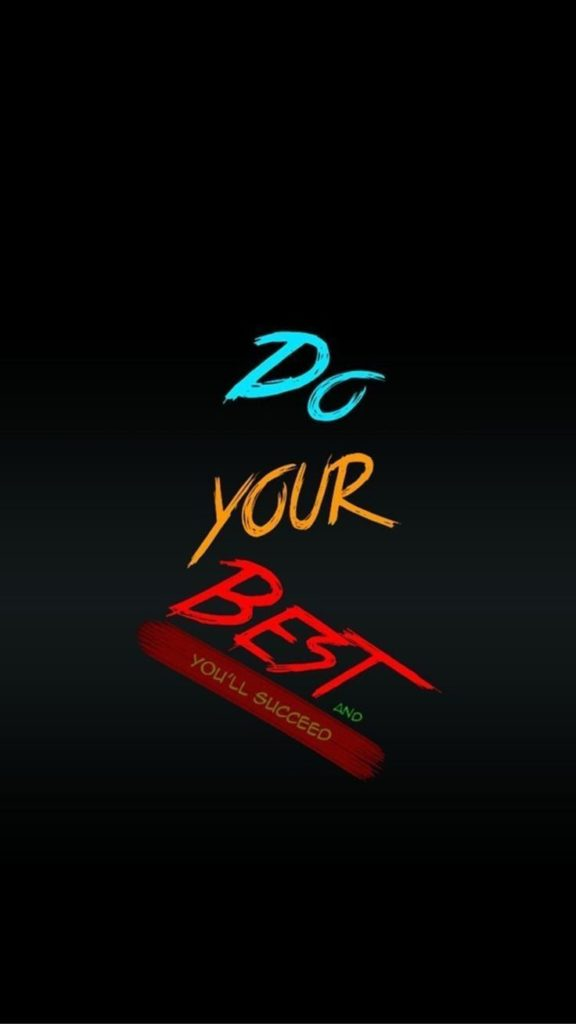 ảnh do your best