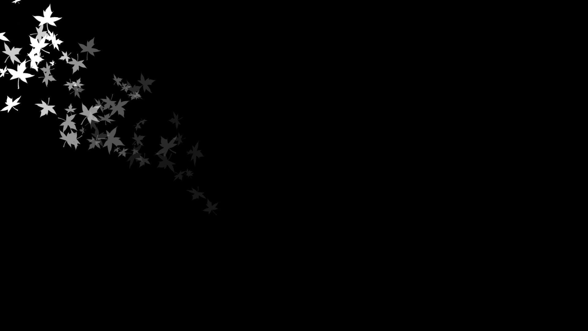 ảnh nền đen thui thùi lùi