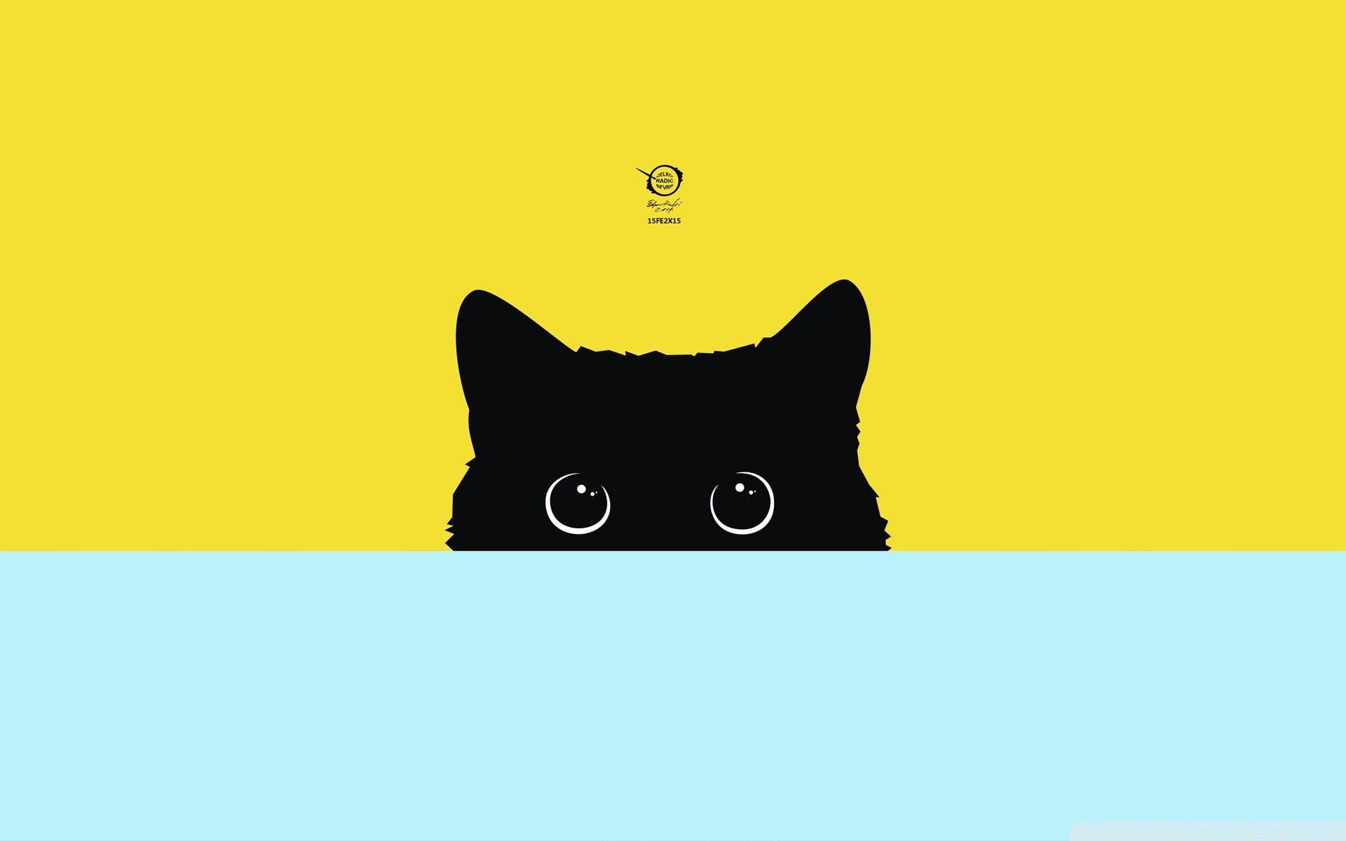 ảnh nền mèo con dễ thương