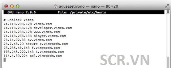 Chỉnh Sửa File Hosts Để Bypass