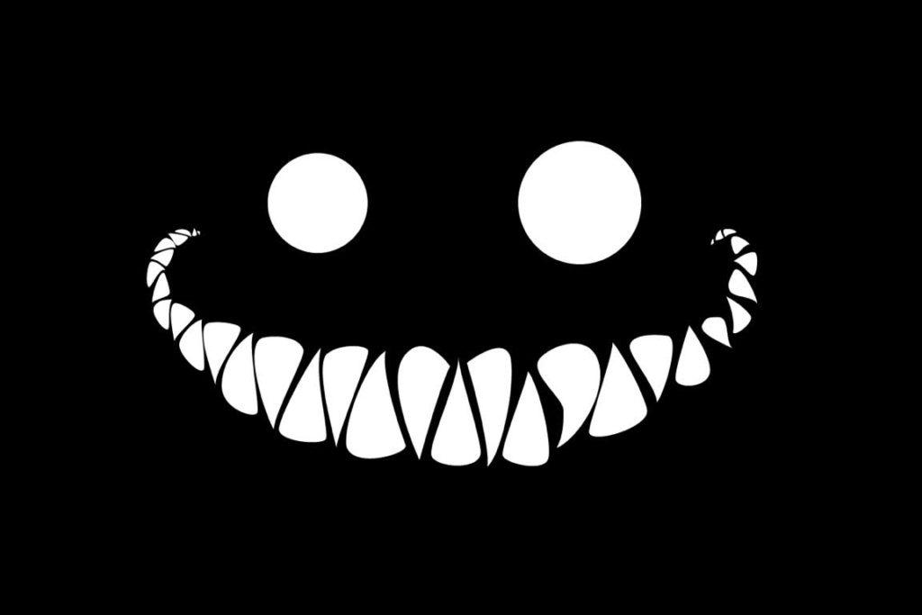 Avt mặt cười đen