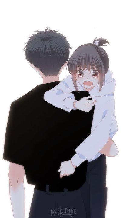 Cặp Anime cute dễ thương đáng yêu