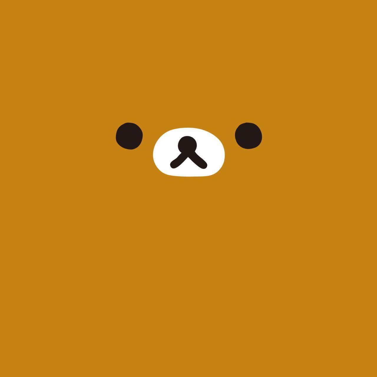 Hình ảnh gấu cute cho iPad