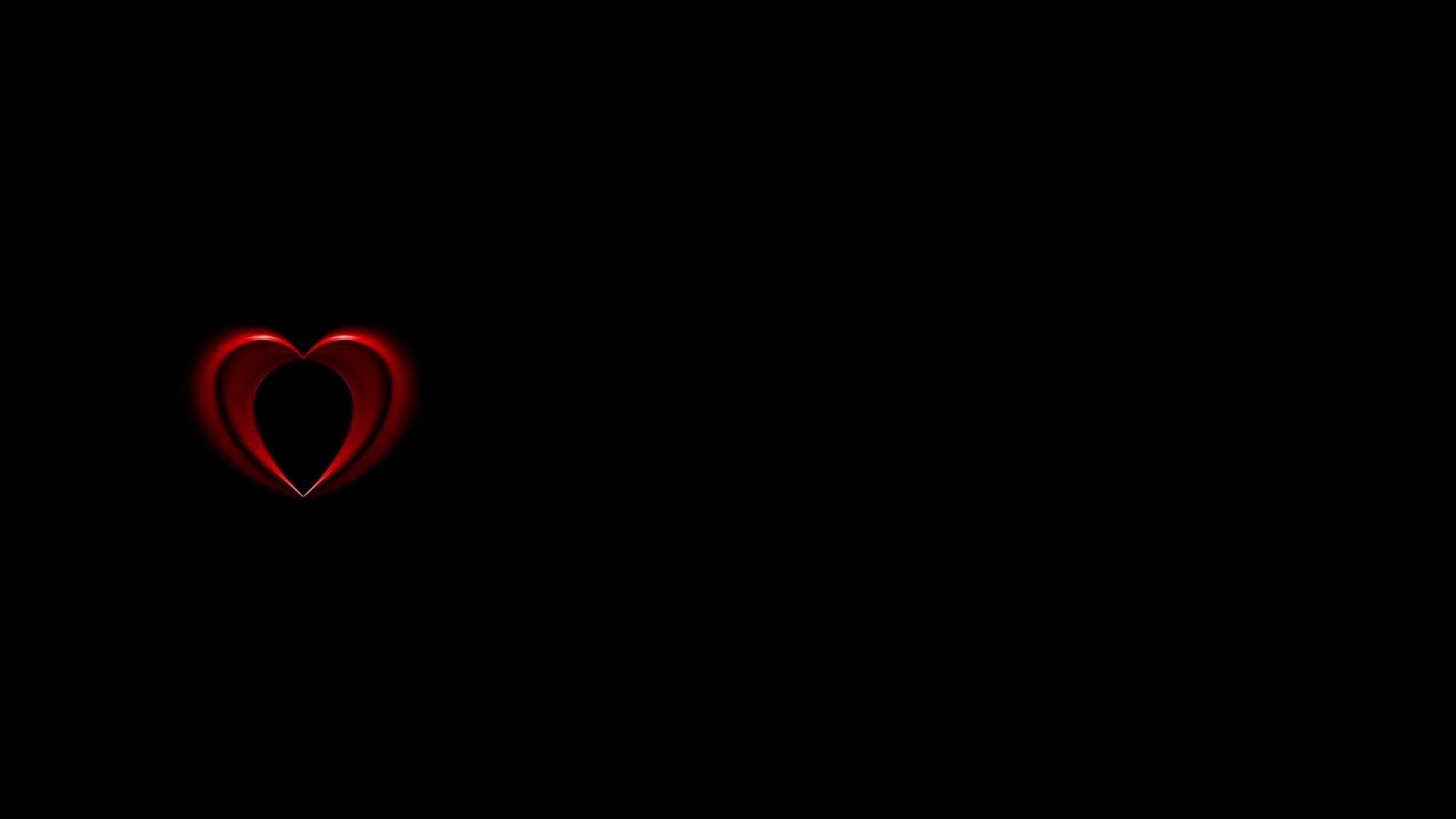 Hình ảnh tim đen