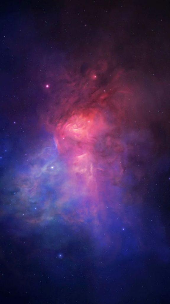 Hình Galaxy huyền ảo