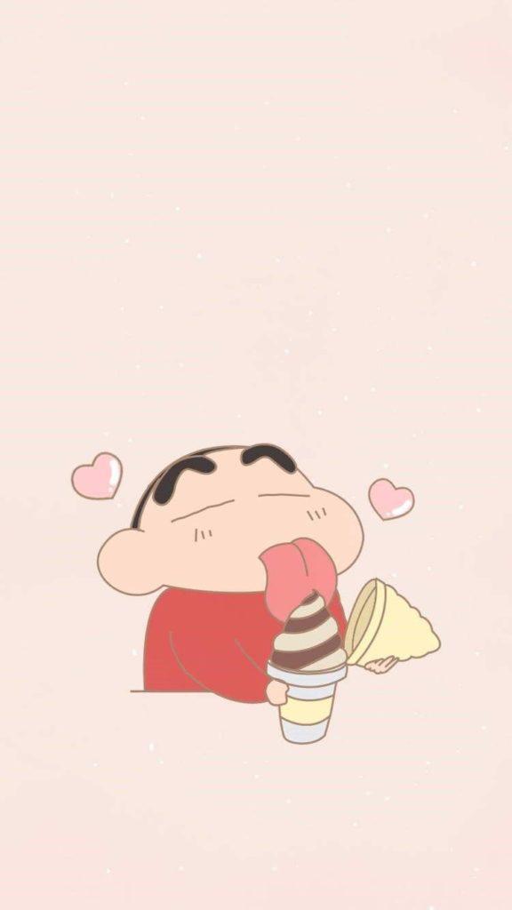 Hình Shin bựa cute