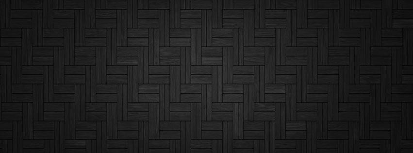Hình bìa đen chất
