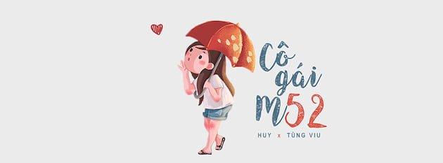 Hình bìa cô gái m52