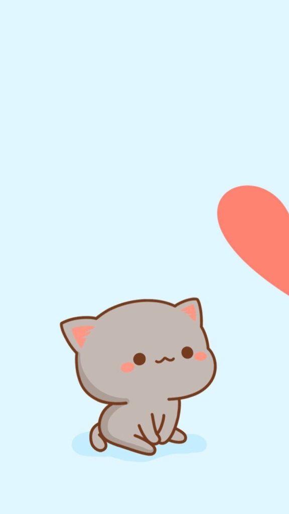 Hình nền đôi mèo