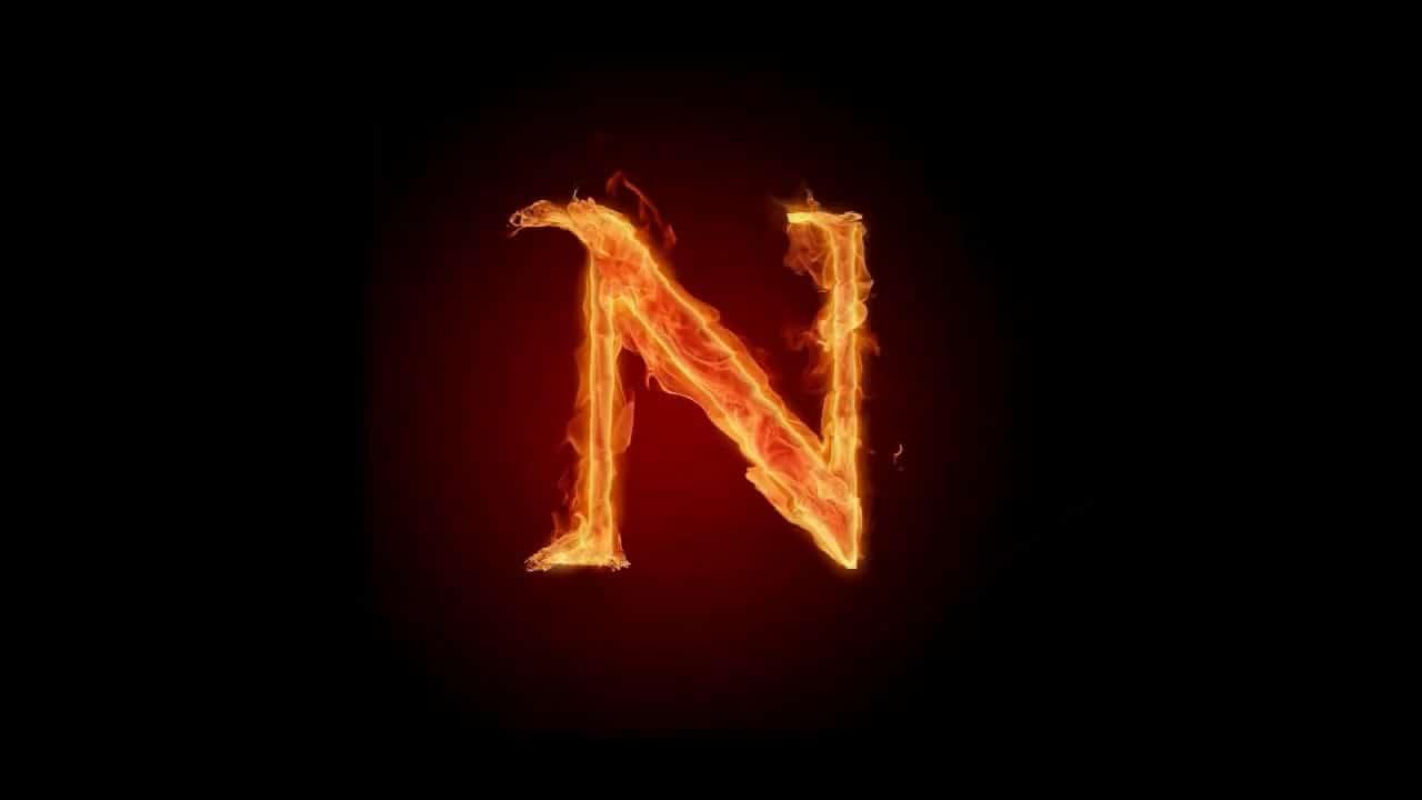 Hình nền N lửa