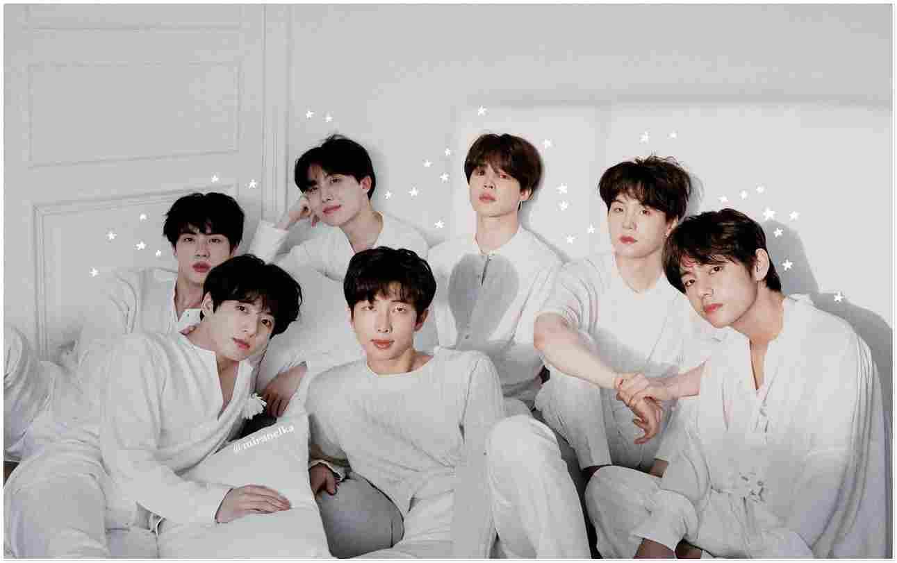 Những anh chàng BTS