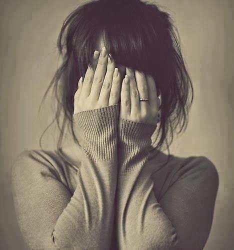 Sad girl avt