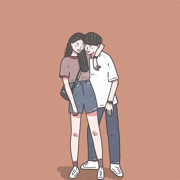 ảnh couple cute