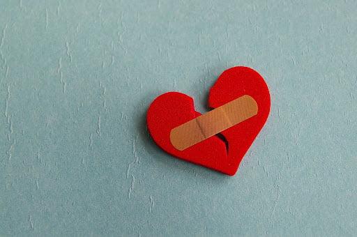 Vết thương của trái tim