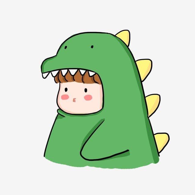 avt-cute khủng long