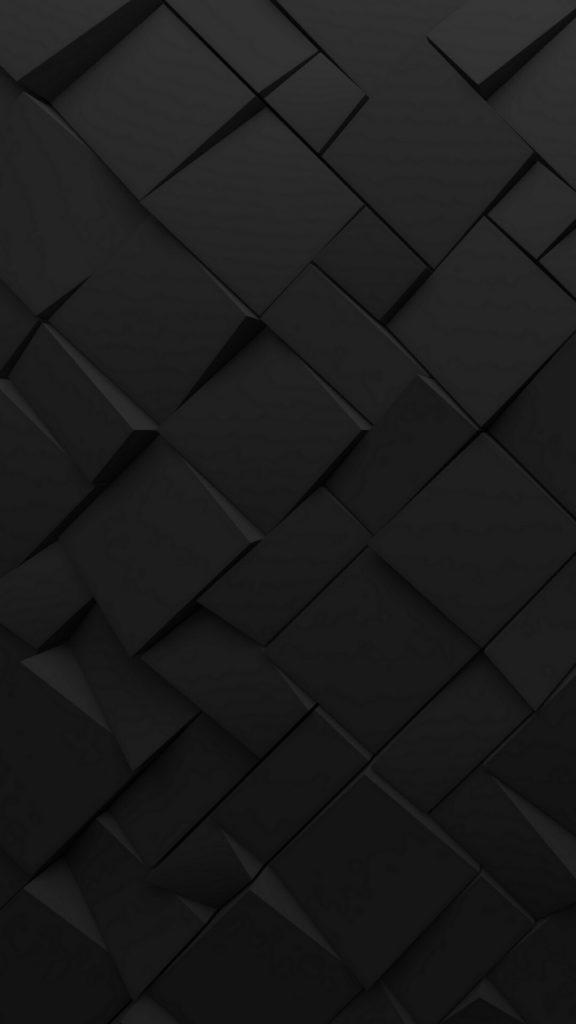 hình nền đen chất