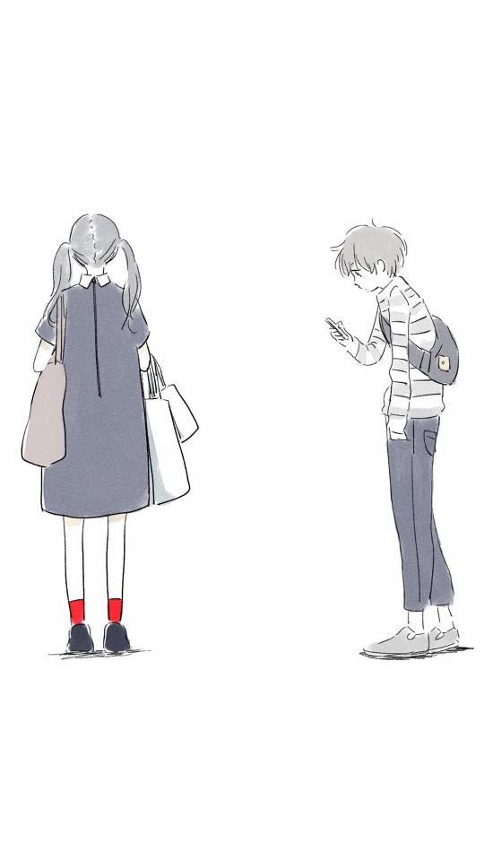 cặp đôi cute