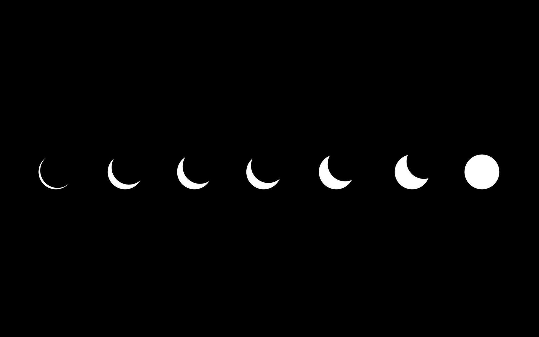 hình nền mặt trăng