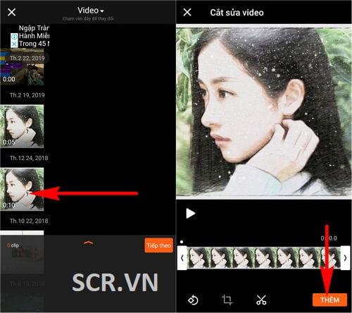 ứng dụng Làm Video Chạy Chữ