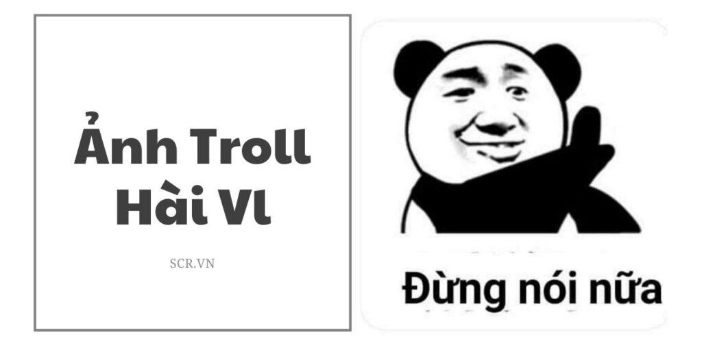 ẢNH TROLL HÀI VL