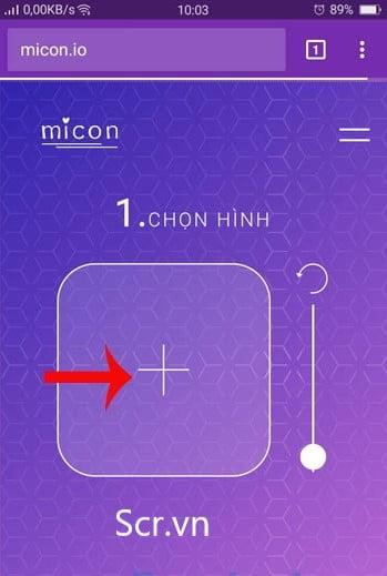 App Micon