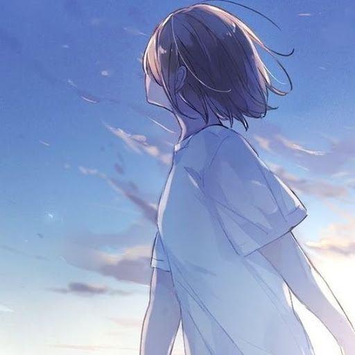 Avt Anime buồn