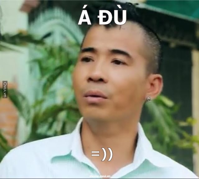 Hình chế FB hài hước Á đù