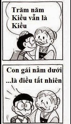 Hình chế thơ nobita bựa