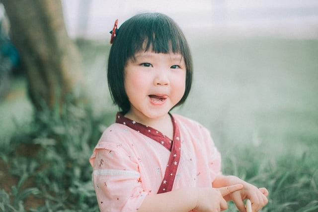 Hình em bé đáng yêu