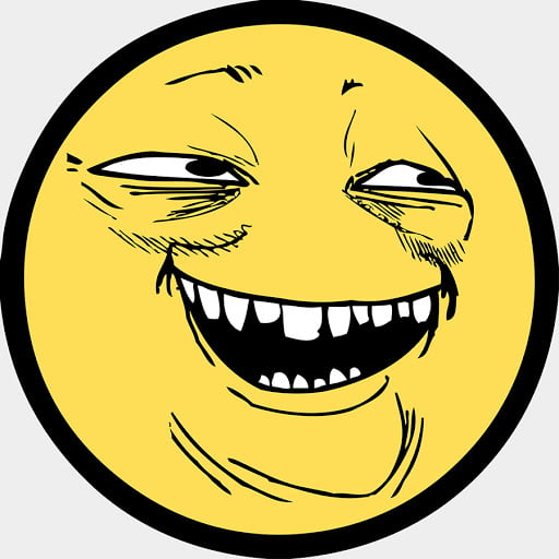 Hình mặt cười bựa hài