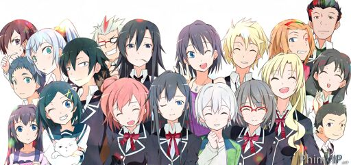 Hình nhóm Anime đẹp