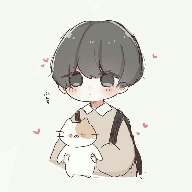 Hình vẽ Chibi cute