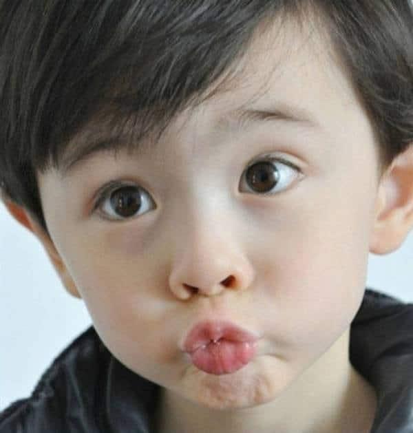 Hình bé trai dễ thương nhất Việt Nam